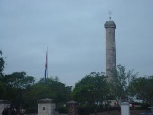 Monumento en Mangos de Baraguá