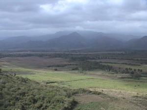 Valle de los Ingenios visto desde el Mirador