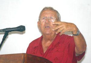 Capitán de la reserva Abel Diéguez Peña