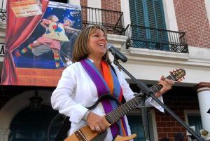 Liuba María Hevia hizo su magia en Holguín. Foto: Juan Pablo Carreras
