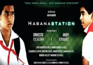 Cartel de la película Habanastation