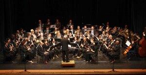 La Banda Provincial de Conciertos. Fotos: Javier